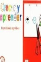 crecer y aprender: capacidades cognitivas (programa de educacion temprana. 3 años) margarita vidal 9788472782976