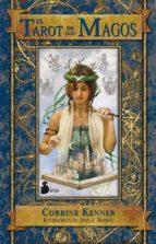 el tarot de los magos-corrine kenner-9788478088676