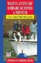 tripulantes de embarcaciones a motor peter cumberlidge 9788479021276