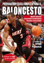 preparacion fisica completa para el baloncesto-gregg popovich-gregg popovich-9788479027476
