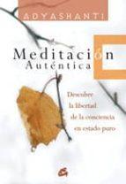 meditacion autentica-9788484451976
