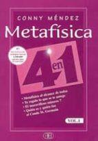 metafisica 4 en 1-conny mendez-9788489897076