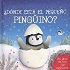 ¿dónde está el pequeño pinguino?-melanie joyce-9788490946176