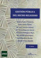 gestion publica del hecho religioso (2ª ed.) 9788491480976