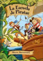 pack la escuela de piratas nº1 / 2 y 4 steve stevenson 9788492691876