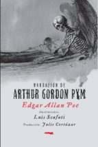 narracion de arthur gordon pym edgar allan poe 9788494291876