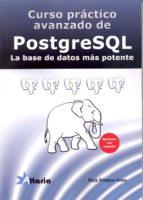 curso practico avanzado de postgresql: la base de datos mas potente-borja obergozo arana-9788494300776