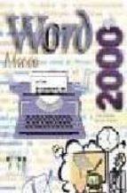 Word 2000 a fondo por Vv.aa. MOBI TORRENT 978-8495318176