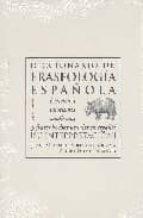 diccionario de fraseologia española 9788496258976