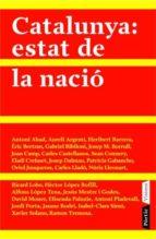 catalunya: estat de la nacio 9788498090376