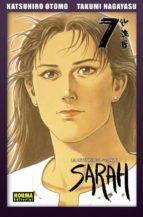 la leyenda de madre sarah nº 7-katsuhiro otomo-takumi nagayasu-9788498475876