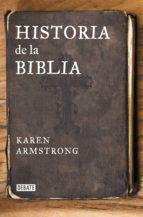 historia de la biblia (ebook)-karen armstrong-9788499925776