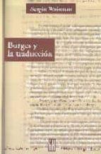 borges y la traduccion-sergio waisman-9789871156276