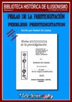 PERLAS DE LA PRESTIDIGITACIÓN