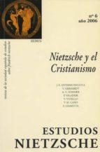 estudios nietzsche vol vi. nietzsche y el cristianismo (ebook)-cdlen65786676