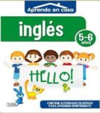 ingles (4 5 años) aprendo en casa 8436026776186