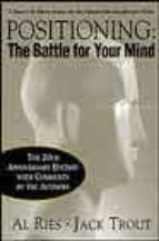 positioning: the battle for your mind al ries jack trout 9780071373586