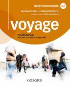 voyage b2 studentbook workbook pack 9780194522786