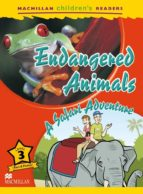 macmillan childern´s readers: 3 endangered animals 9780230443686