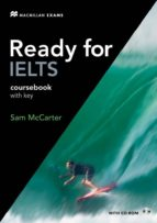 ready for ielts student s book + cd-rom pack with key-sam mccarter-9780230732186