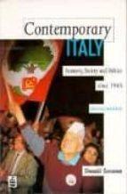Contemporary italy por Donald sassoon MOBI PDF 978-0582214286