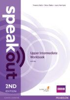 speakout upper intermediate 2nd edition workbook with key 9781447977186