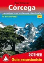 córcega, guía excursionista-klaus wolfsperger-9783763347186