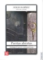 puertas abiertas-sergio ramirez-9786071608086
