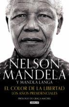 el color de la libertad (ebook)-mandla langa-nelson mandela-9788403516786