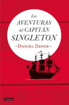 las aventuras del capitan singleton daniel defoe 9788408085386
