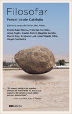 filosofar (ebook)-juan pedro quiñoneros-9788409014286