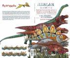 ¡llegan los dinosaurios! dustin harbin 9788415208686