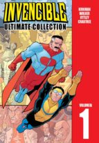 invencible. ultimate collection. volumen 1 robert kirkman cory walker 9788415225386