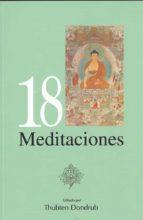 18 meditaciones (ebook)-thubten dondrub-9788415912286