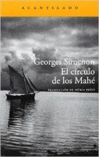 el circulo de los mahe-georges simenon-9788416011186