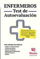 ENFERMEROS. TEST DE AUTOEVALUACION. SERVICIO CANARIO DE SALUD