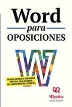 word para oposiciones-9788416506286