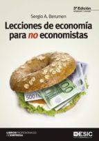 lecciones de economia para no economistas (3ª ed.) sergio a. berumen 9788417129286