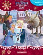 frozen. una aventura de olaf. libroaventuras 9788417529086