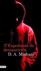 expediente de desaparicion-dror mishani-9788423348886