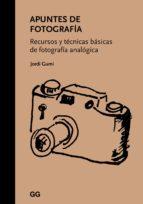 apuntes de fotografía (ebook)-jordi gumí-9788425229886