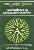 la enseñanza de las lenguas clasicas-victor (dir.) garcia hoz-9788432128486