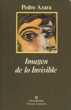 imagen de lo invisible-pedro azara-9788433913586