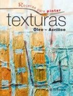 texturas: oleo acrilico rebecca wright 9788434237186
