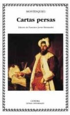 cartas persas charles de secondat montesquieu 9788437615486