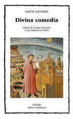divina comedia dante alighieri 9788437632186