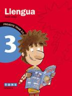 llengua catalana 3º educacion primaria tram 2.0 9788441221086