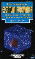 como practicar la escritura automatica-edain mccoy-9788441402386
