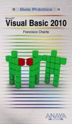 visual basic 2010 (guia practica)-francisco charte-9788441527386