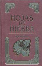 hojas de hierba-walt whitman-9788445904886